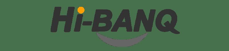 ハイバンクのロゴ